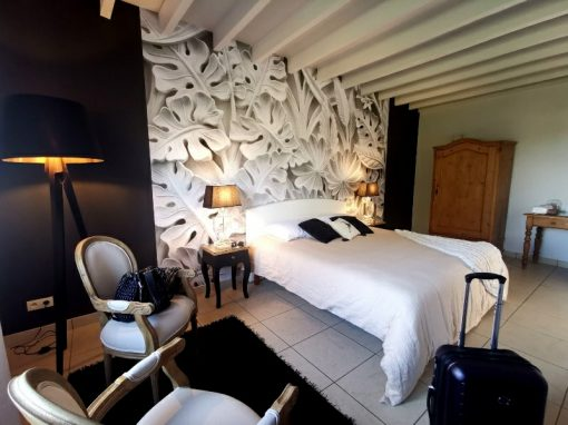 Chambre LA BELLE DAME (7)